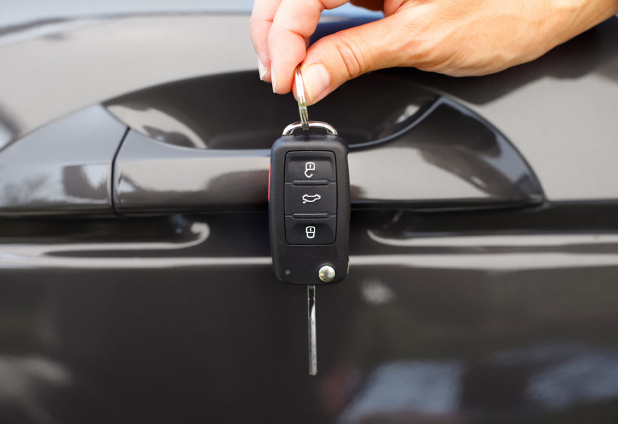 Replacement Key Fob - Locksmith Denver