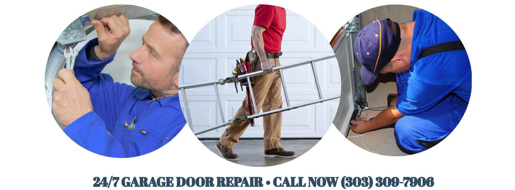 Garage Door Repair - Denver Experts