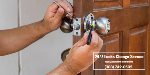 Denver Experts Locksmith Locks change
